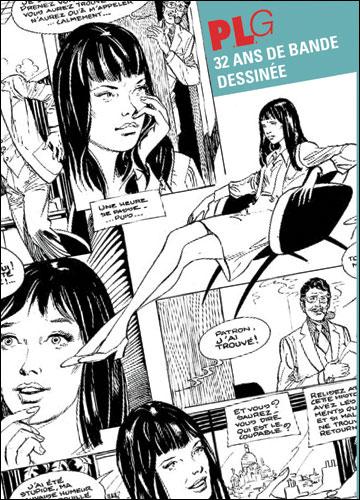 PLG, 32 ans de bande dessinées