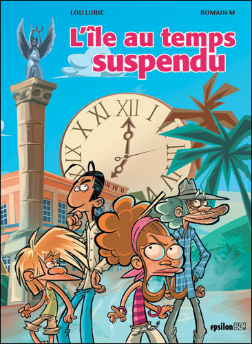 L'île au temps suspendu