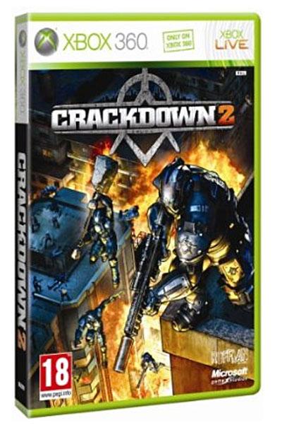 crackdown 2 jeux vid o achat prix fnac. Black Bedroom Furniture Sets. Home Design Ideas