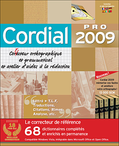 cordial 2009 pro