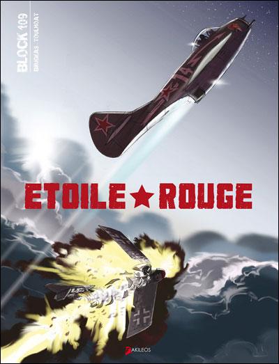 Block 109, Etoile rouge - Ronan Toulhoat (Dessinateur), Vincent Brugeas (Scénario)