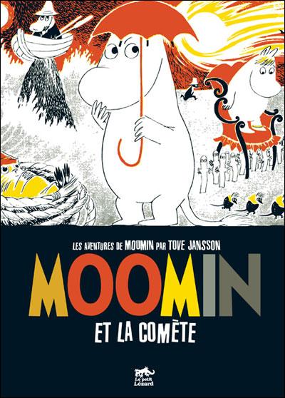 Moomin et la comete