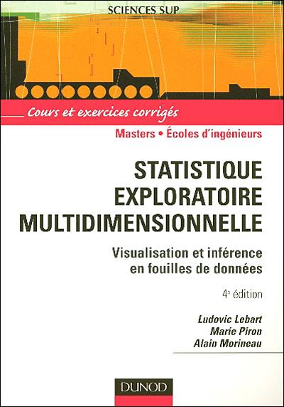 Statistique exploratoire multidimensionnelle - 4ème édition