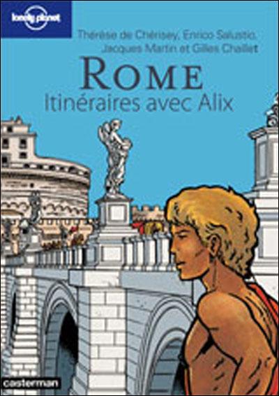 Rome, itinéraires avec Alix
