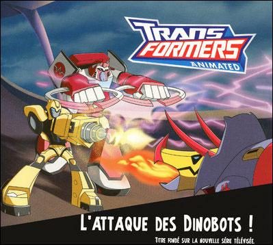 Transformers -  : L'attaque des dinobots