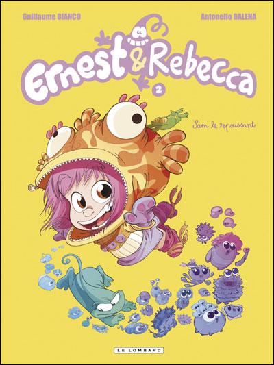 Ernest & Rebecca - Sam le repoussant