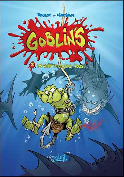 Goblin's - Tome 2 Tome 02 : Les Goblin's
