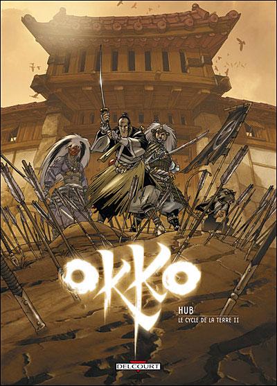 Okko t04 cycle de la terre 2