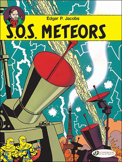 Blake & Mortimer - tome 6 S.O.S meteors