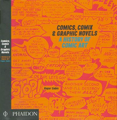 Comics comix graphics novels