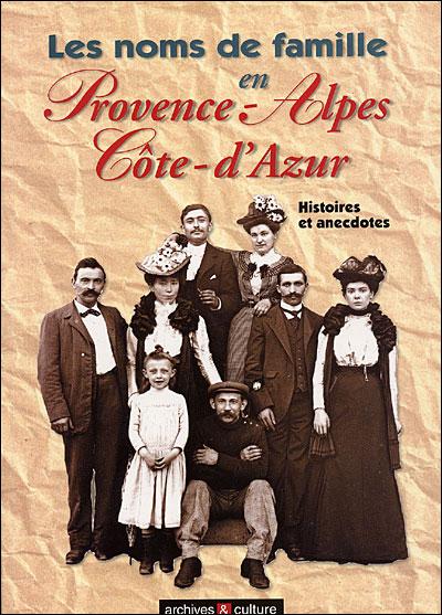 Les noms de famille du nord de la France