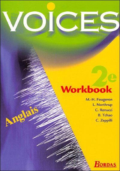 Voices 2de fichier eleve 2001