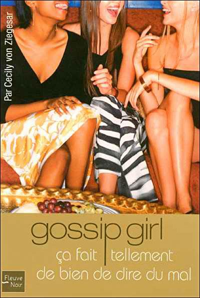 """Résultat de recherche d'images pour """"gossip girl livre 1"""""""