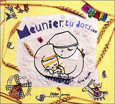 Meunier, tu dors | Letuffe, Anne (1973-....,). Illustrateur