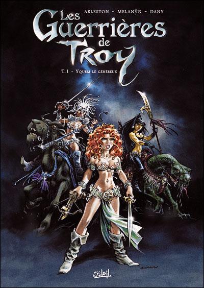 Les Guerrieres de Troy