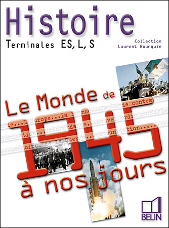 Histoire Terminale L,Es,S 2004 Eleve