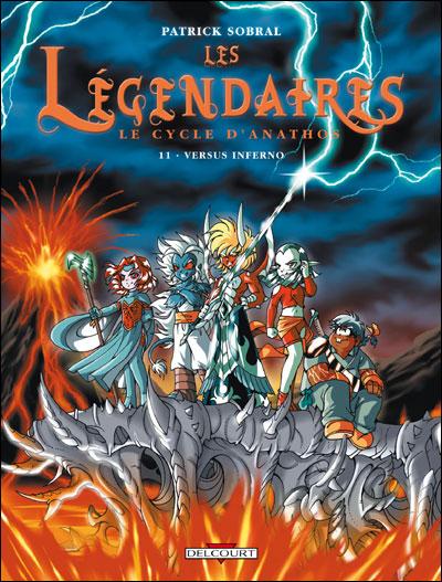 Les légendaires T11 Versus Inferno