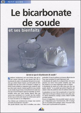 Le Bicarbonate De Soude Et Ses Bienfaits Broche Collectif