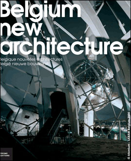 Belgique nouvelles architectures