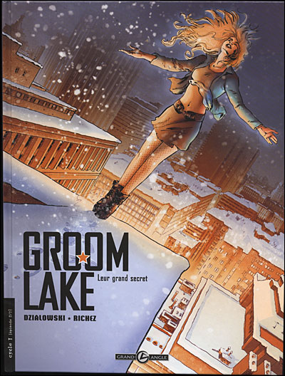 Groom Lake - volume 2 - Leur grand secret