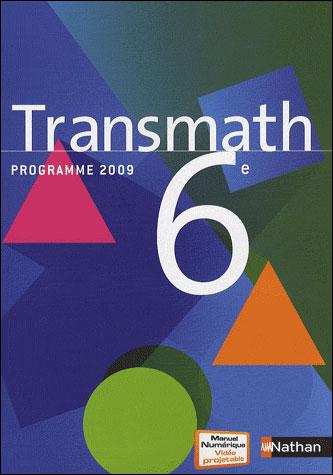 Transmath 6e 2009 format norma