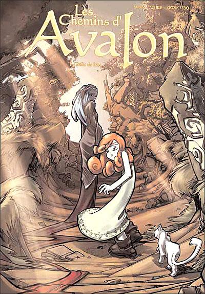 Les chemins d'Avalon T02 Brech'Hellean