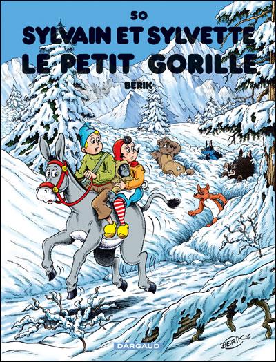 Sylvain et Sylvette - Le Petit Gorille
