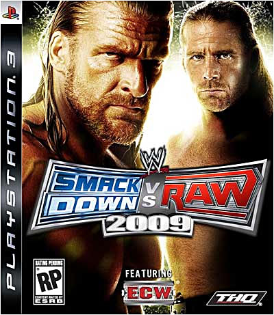 Smackdown vs Raw 2009 Tag Team Edition