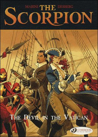 The Scorpion - tome 2 The Devil in the Vatican