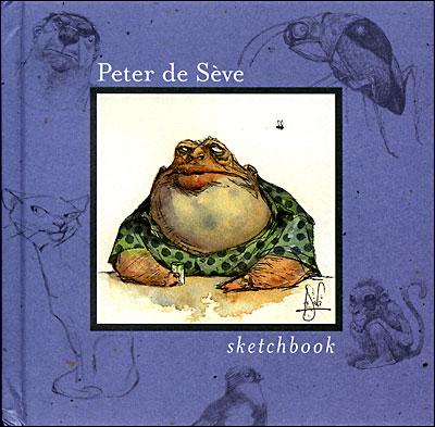 Sketchbook Peter de Seve