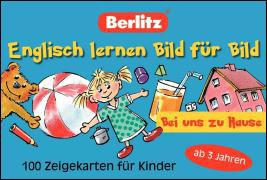 Berlitz. englisch lernen bild für bild. bei uns zu hause. 10