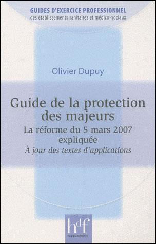 Guide de la protection des majeurs
