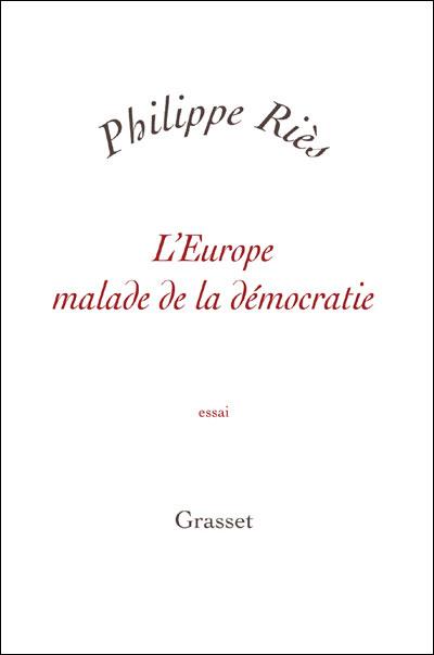 L'Europe malade de la démocratie