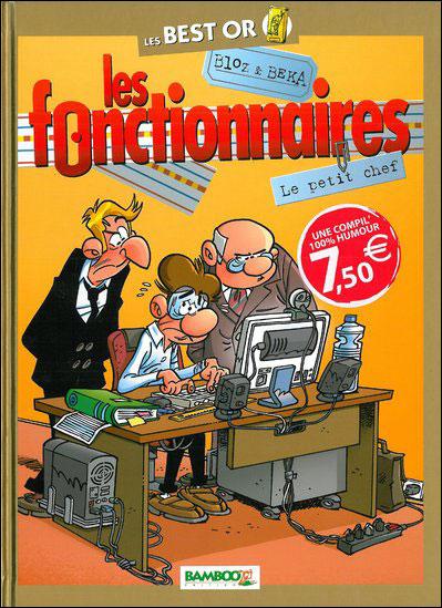 Les Fonctionnaires - Best Or