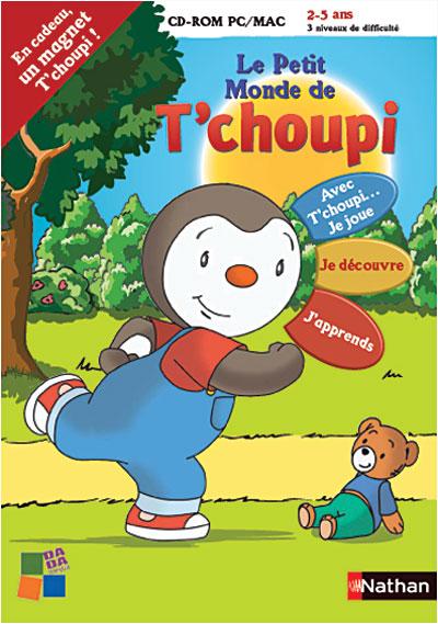 Le Petit Monde De T´ Choupi