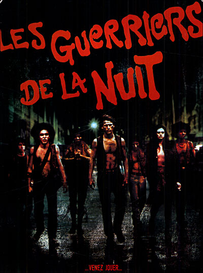 the warriors les guerriers de la nuit