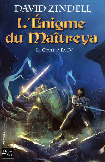 Le cycle d'Ea - tome 4 L'énigme du Maitreya