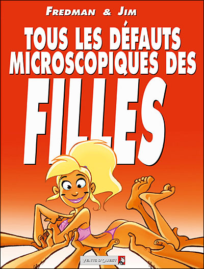 Tous les défauts microscopiques des filles
