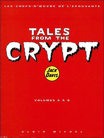 Tales from the crypt - Coffret Tomes 05 à 08