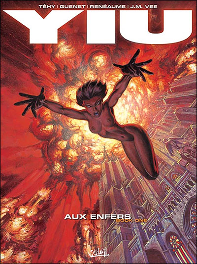 Yiu - tome 1 - Aux Enfers
