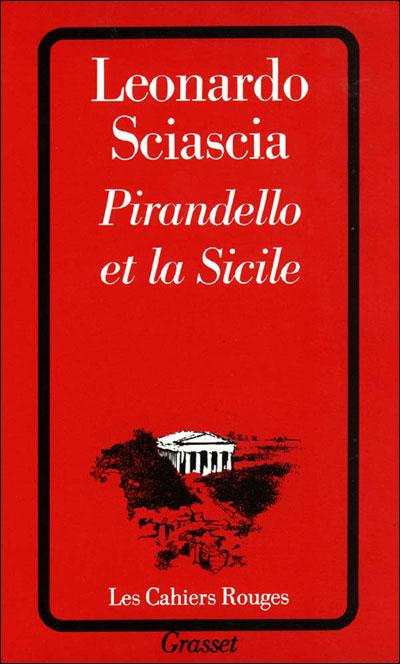 Couverture de Pirandello et la sicile