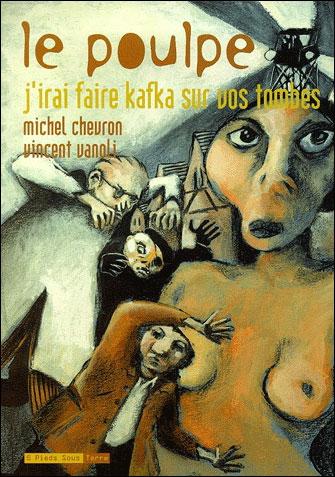Le Poulpe - tome 7 J'irai faire kafka sur vos tombes