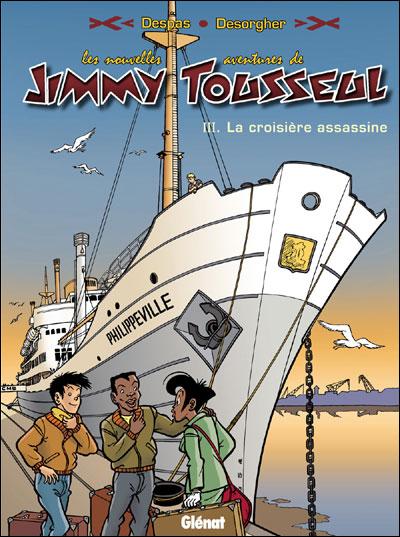 Les Nouvelles Aventures de Jimmy Tousseul