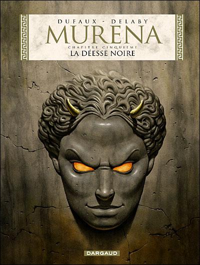 La déesse noire - tome 5 - Murena