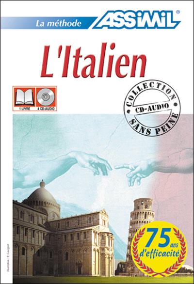 Assimil – Le Nouvel Italien Sans Peine