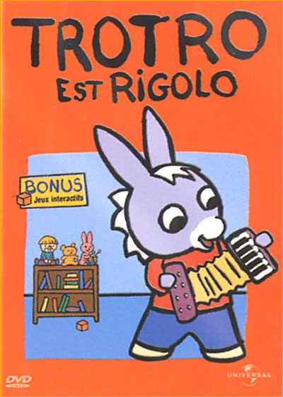 Volume 1 Trotro Est Rigolo Dvd Zone 2 Achat Prix Fnac