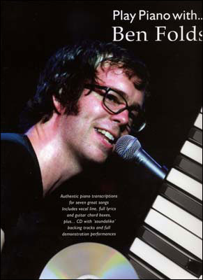 Ben Folds play piano