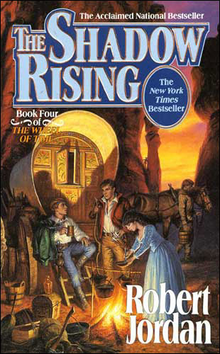 The Wheel of time - Tome 4 : The shadow rising