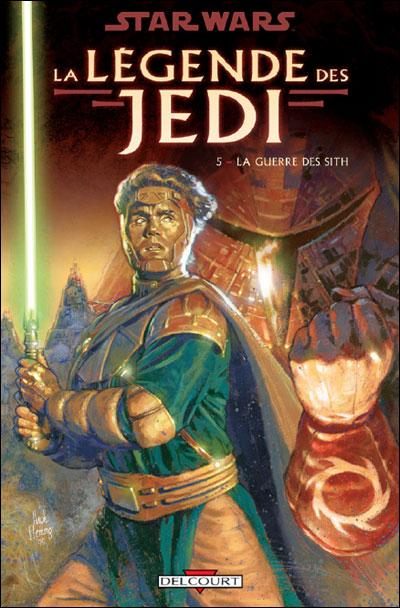 Star Wars - La légende des Jedi T05 - La guerre des Sith