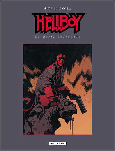 Hellboy - La bible infernale : Hellboy  art of hellboy hs